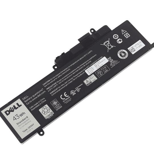 Batería Notebook DELL GK5KY para Inspiron 11-3147 Series, Inspiron 13 7000 Series, Inspiron 13 73