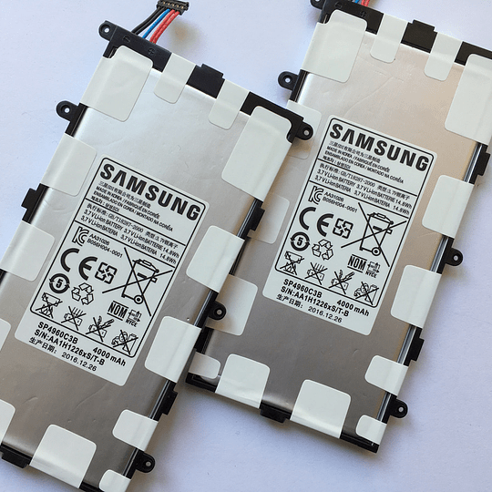 Batería Notebook Samsung GH43-03615C para DJ Z5400 HD PRO SCANNER