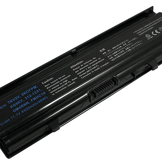 Batería Notebook DELL KCFPM para Inspiron N4030Inspiron N4020