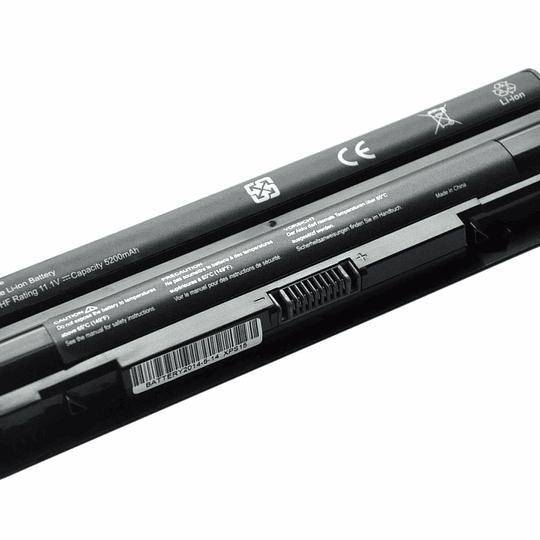 Batería Notebook DELL P27T3 para XPS 14 15 17 L401X L502X L701X L702X L721X