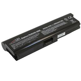 Batería Notebook Toshiba PA3817U-1BRS para A660 C645 L640 L645 L650 L670 L745 M640