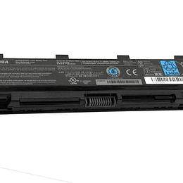 Batería Notebook Toshiba PA5024U-1BRS para SATELITE M805 M845 C840 C55 C50