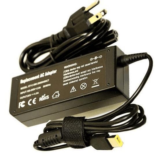 Cargador Notebook Lenovo 45N0235 para ThinkPad E440, E450, E455, E460, E465, E470, E540, E550, E555
