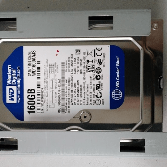 CH955-67129 HP CAL HDD and SATA with BNST compliance