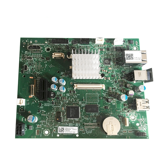 E6B69-60004 HP Formatter (main logic) PC board