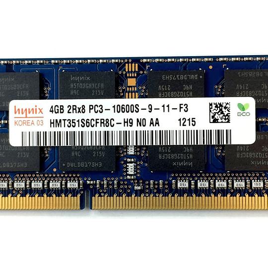Memoria RAM Notebook HYNIX HMT351S6CFR8C para ASPIRE V5-471P-6467 / V5-571P-6642