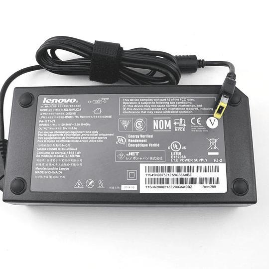 Cargador Notebook Lenovo 45N0372 para Thinkpad W540 T440p T540p Yoga 920-13ikb 80Y7 Yoga 920-13ikb