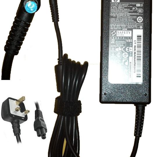 Cargador Notebook HP 710413-001 para Compaq 14-a102TX, 14-a103TX, 14-d008TX, 14-d009TX, 14-d012TX