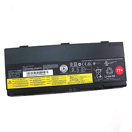 Batería Notebook Lenovo 00NY492 para Thinkpad P50 Thinkpad P50 (20EN) Thinkpad P50 (20EN0013US)