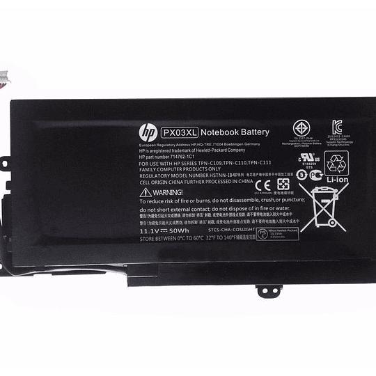 Batería Notebook HP 715050-001 para Envy M6 SleekBookEnvy M6-K022DX TouchSmart SleekBookEnvy M6-k025