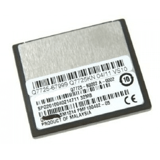 Q7725-68000 HP FMC-32MB Flash