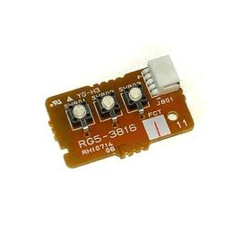 RG5-3816 HP Paper Size Sensor PCB