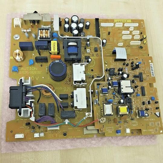 RG5-5360 HP Engine Controller Board 220V.