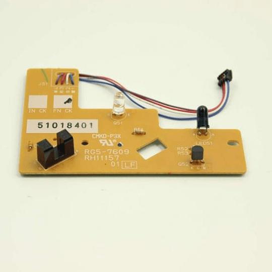 RG5-7609 HP PCB Carousel Position