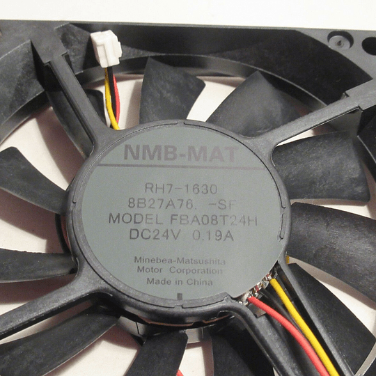 RH7-1630 HP Cooling FAN