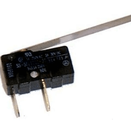 RH7-6051 HP Microswitch with lever activator