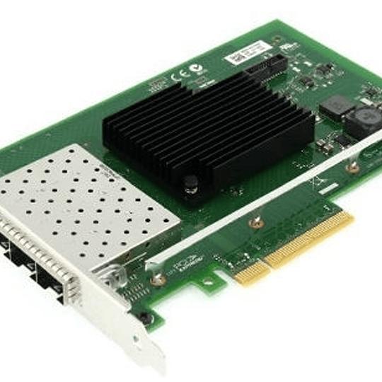 540-BBVP DELL DELL INTEL X710 QUAD PORT 10GB BASE-T SERVER ADAPTER PCIE NETWORK