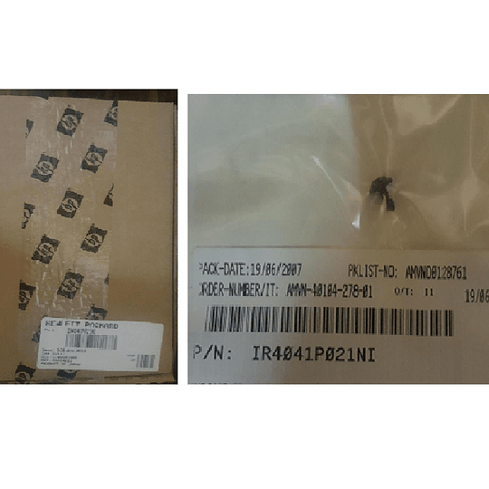 IR4041P021NI HP M3 pan Head Phillips Screw With