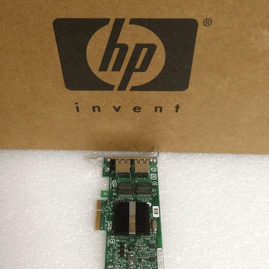 412648-B21 HP NC360T PCI-e 2 PORT GB SERVER ADAPTER
