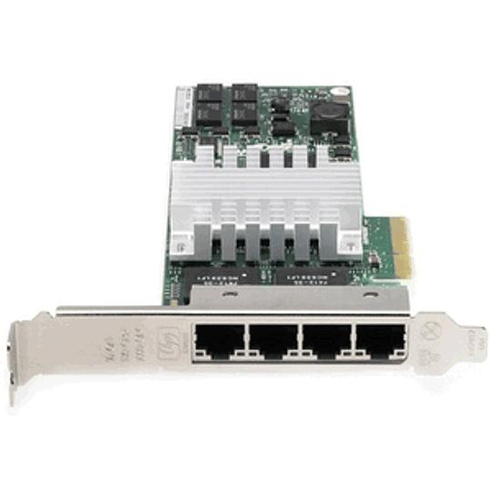 435508-B21 HP PCI-E GB NIC NC364T 4PT