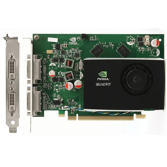 519294-001 HP Nvidia Quadro FX 380 256MB PCIe x16