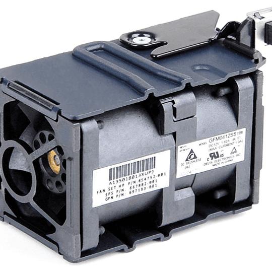 Ventilador HP 661530-B21 para servidor