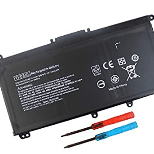 Batería Notebook HP 920070-855 para Pavilion14-bk series 14-bk001la 14-bk002la 14-bk003la 14-bk004l