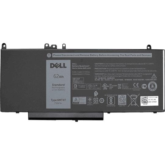 Batería Notebook DELL 6MT4T para Latitude E5270 Latitude E5570 Latitude E5470