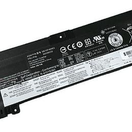 Batería Notebook Lenovo 00HW025 para ThinkPad T460s Series ThinkPad T470s Series