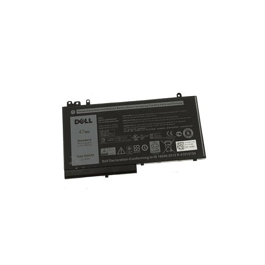 Batería Notebook DELL NGGX5 para Latitude E5570 Latitude E5270 Latitude E5470