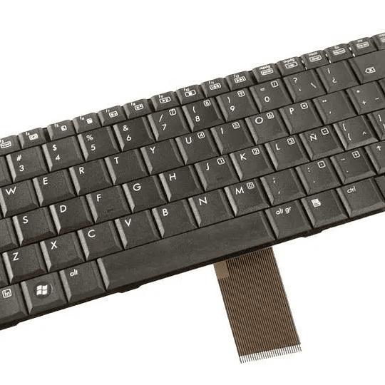 Teclado Notebook HP 493960-161 para COMPAQ 2230s
