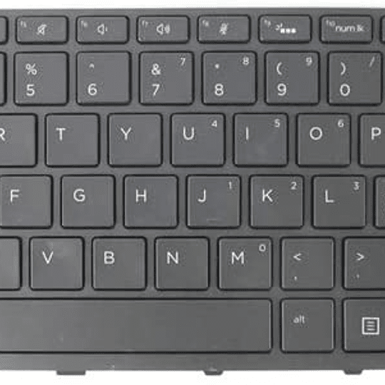Teclado Notebook HP L01071-001 para PROBOOK 430 G5 440 G5 445 G5