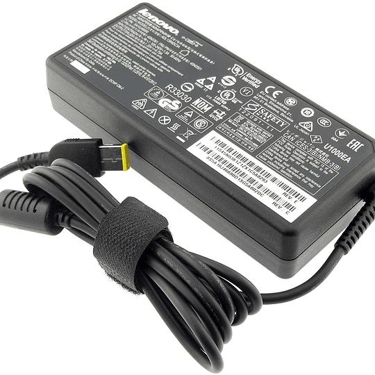 Cargador Notebook Lenovo ADL135NDC3A para ThinkPad T400 T400s T410 T410s T410si T420 T420i T420s T43