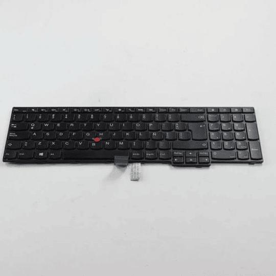 Teclado Notebook Lenovo 00HN003 para Thinkpad E550 E550C E555 E560 E565