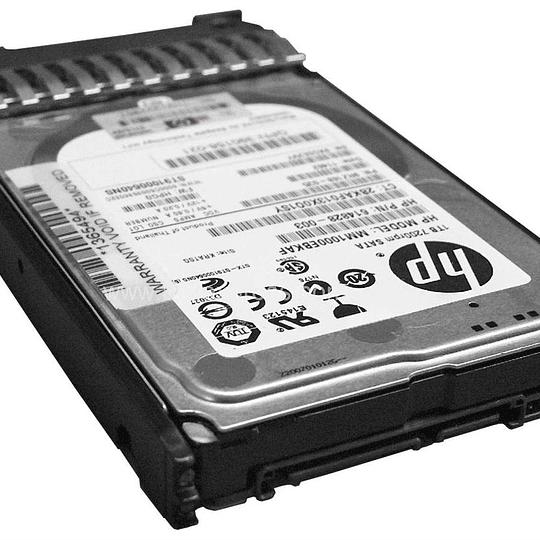 Disco duro para Servidor HP 627632-B21