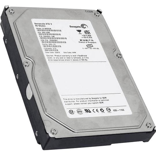 Disco duro para Servidor SEAGATE ST380023AS
