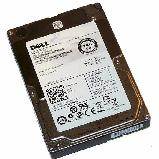 Disco duro para Servidor SEAGATE ST9146003SS