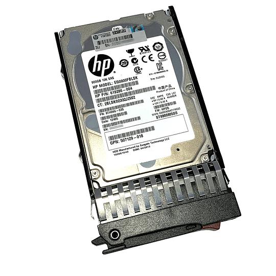 Disco duro para Servidor HP 619291-B21
