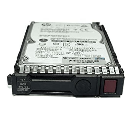 Disco duro para Servidor HP 652589-B21