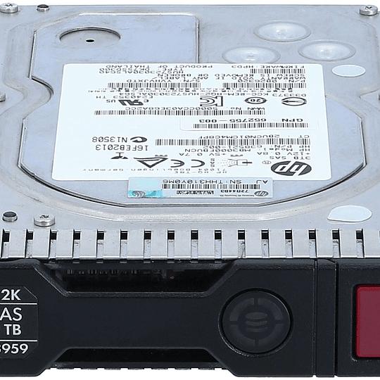 Disco duro para Servidor HP 652766-B21