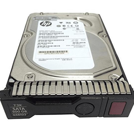 Disco duro para Servidor HP 658103-001