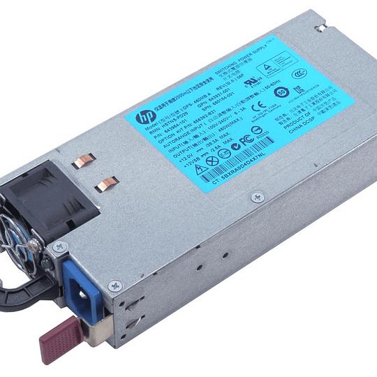 Fuente de poder HP 660184-001 para servidor