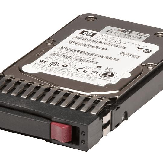 Disco duro para Servidor HP 454274-001