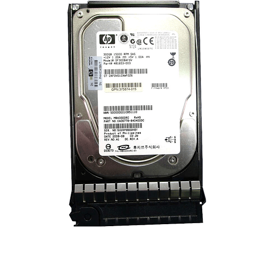 Disco duro para Servidor HP 488060-001