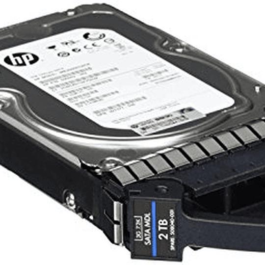 Disco duro para Servidor HP 507632-B21