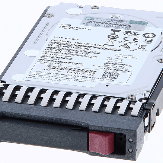 Disco duro para Servidor HP J9F48A