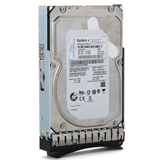 Disco duro para Servidor IBM 00Y2513