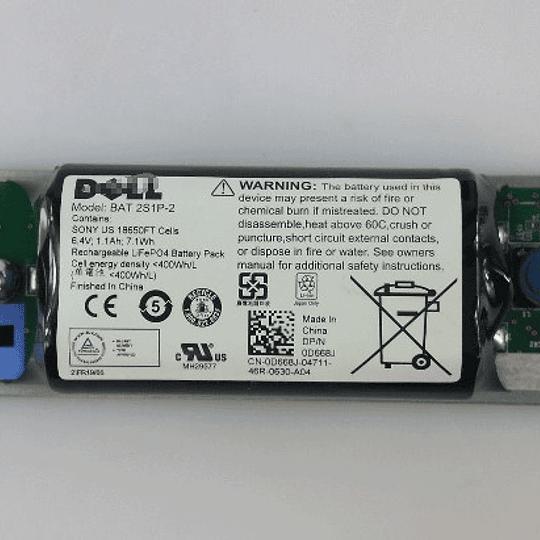 D668J DELL PowerVault MD3200 / MD3200i / MD3220 / MD3220i Battery Backup Unit