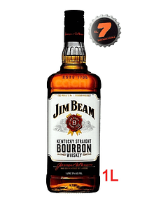 jim beam  1 Litro