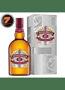Chivas Regal 12 años 1 Litro